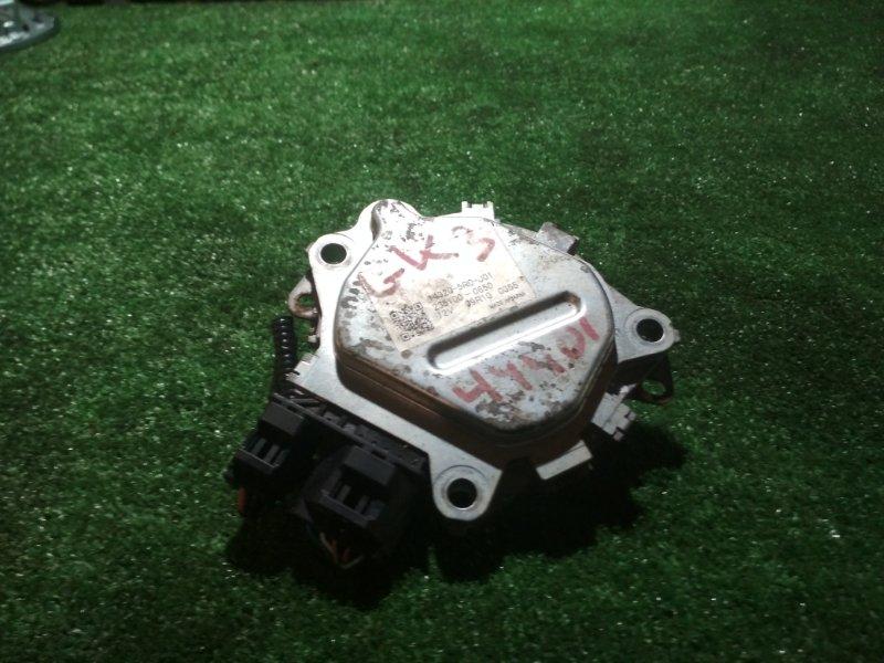 Трамблер Honda Fit GK3 L13B 2014