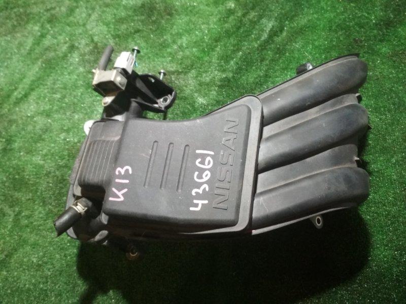 Коллектор впускной Nissan March K13 HR12DE 2012
