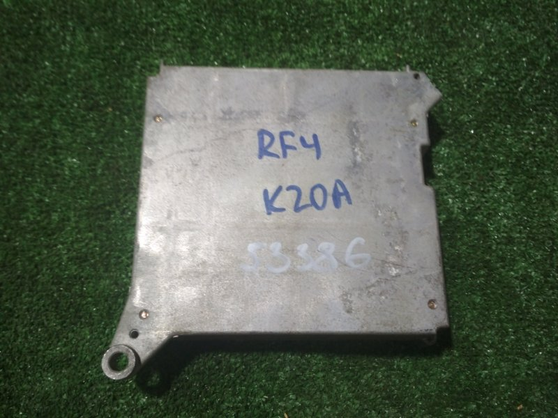 Блок efi Honda Step Wagon RF4 K20A