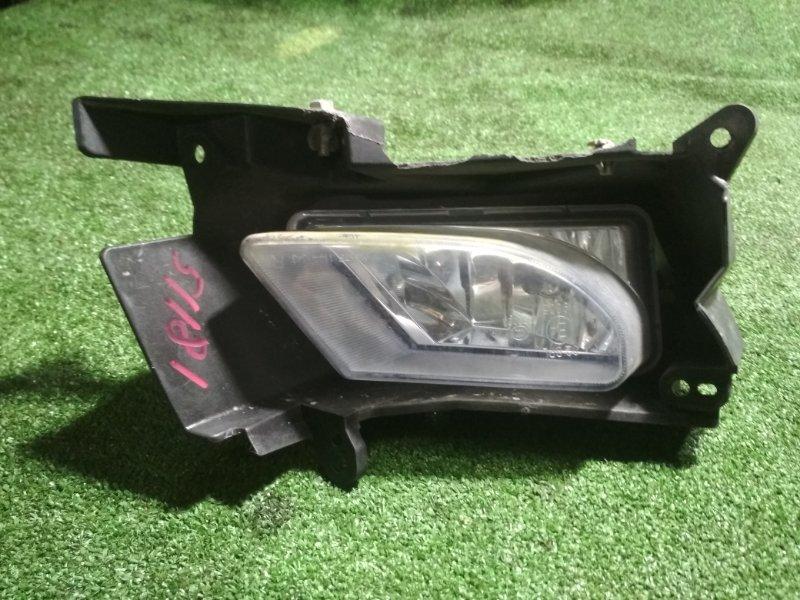 Туманка Mazda Axela BL5FP ZY-VE передняя правая
