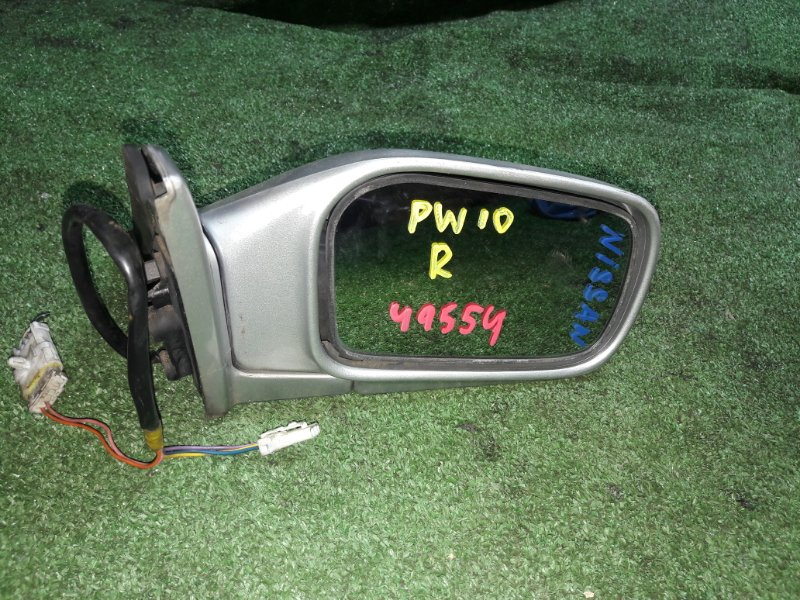 Зеркало Nissan Avenir PW10 SR18DE правое