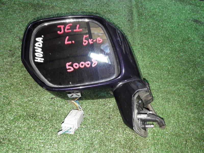 Зеркало Honda Zest JE1 P07AT левое
