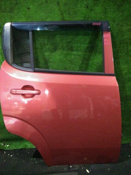 Дверь Nissan Moco MG33S R06A задняя правая
