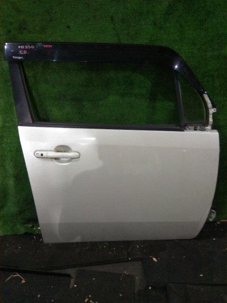 Дверь Suzuki Mr Wagon MF33S R06A передняя правая