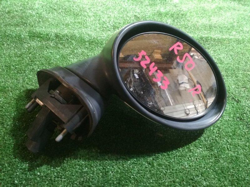 Зеркало Mini Cooper R50 MF16 переднее правое