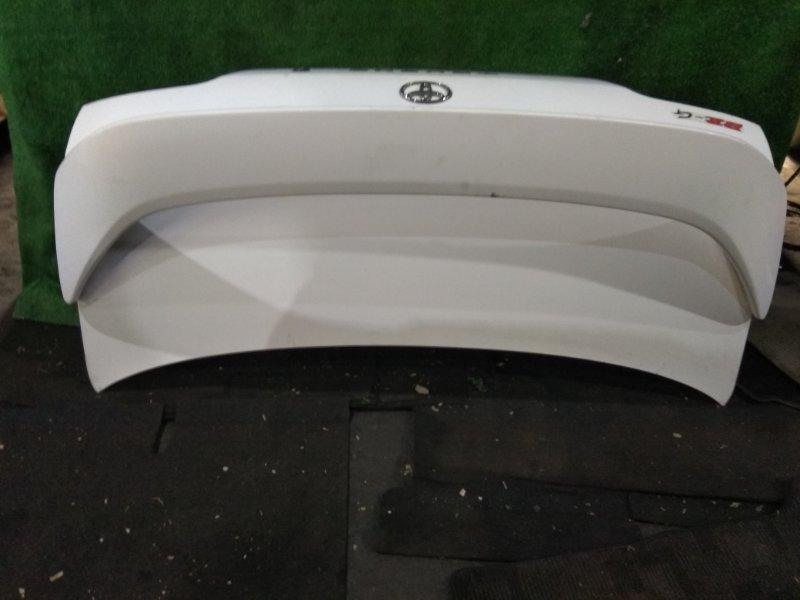 Крышка багажника Toyota Trueno AE111 4A-GE 1998