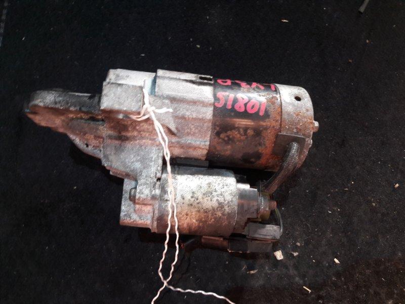Стартер Mazda Mpv LY3P L3-VE
