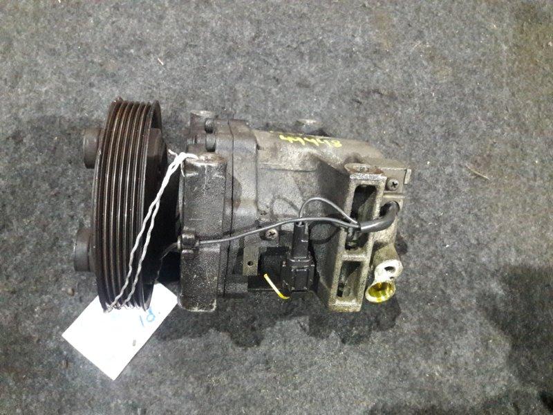 Компрессор кондиционера Nissan Avenir PW10 SR18DE