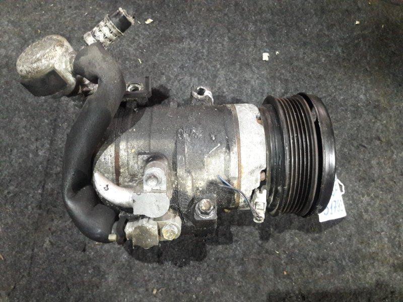 Компрессор кондиционера Mazda Mpv LY3P L3-VE
