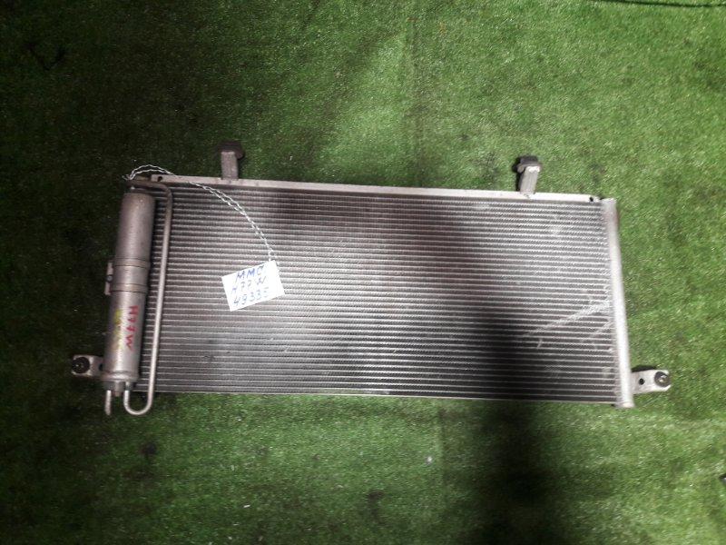 Радиатор кондиционера Mitsubishi Pajero Io H77W 4G94