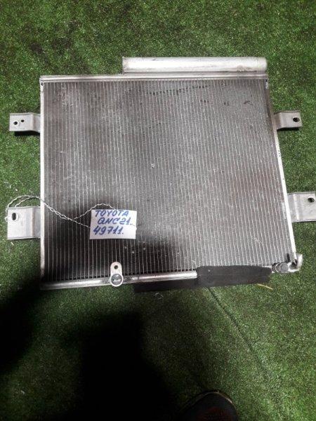 Радиатор кондиционера Toyota Bb QNC21 3SZ-VE