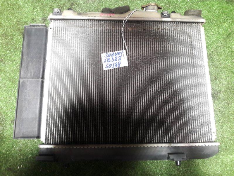 Радиатор Suzuki Splash XB32S K12B