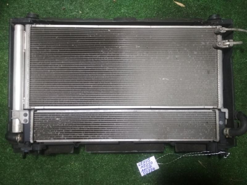 Радиатор Lexus Hs250 ANF10 2AZ-FXE