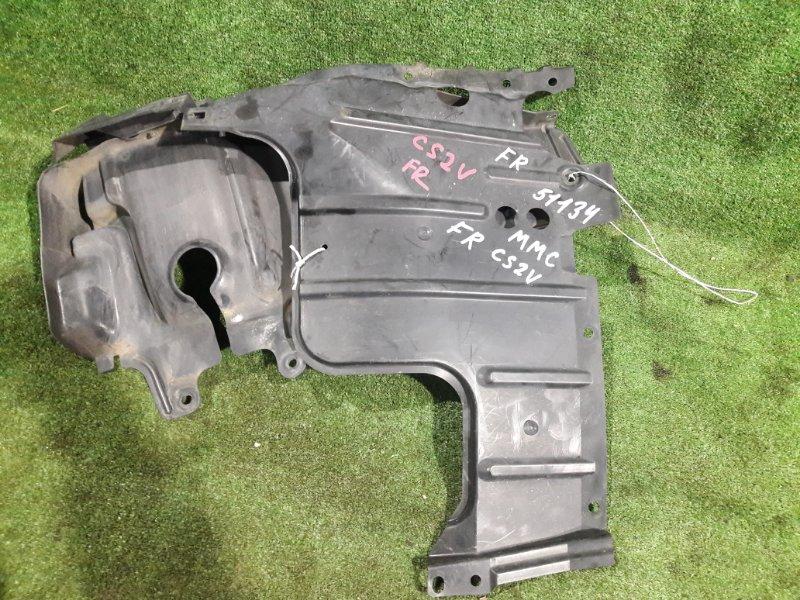 Защита двигателя Mitsubishi Lancer Cedia CS2V 4G15 правая