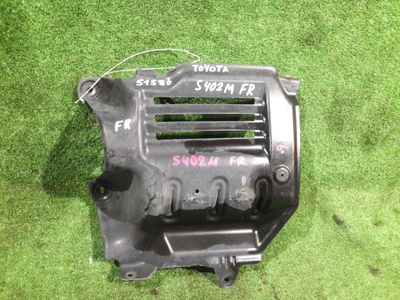 Защита двигателя Toyota Lite Ace S402M 3SZ-VE передняя правая