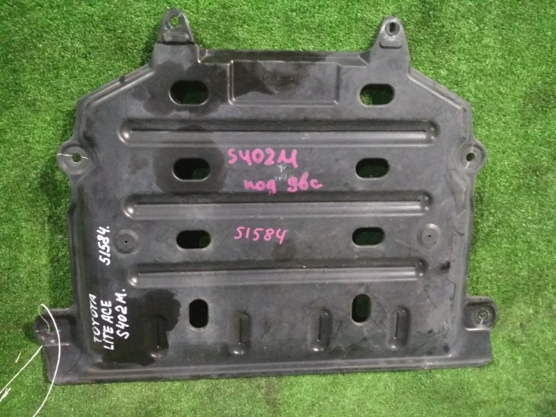 Защита двигателя Toyota Lite Ace S402M 3SZ-VE