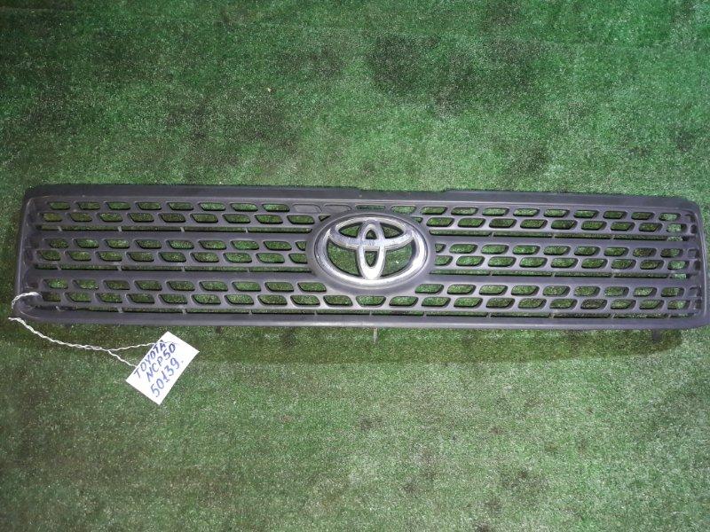 Решетка радиатора Toyota Probox NCP50 1NZ-FE