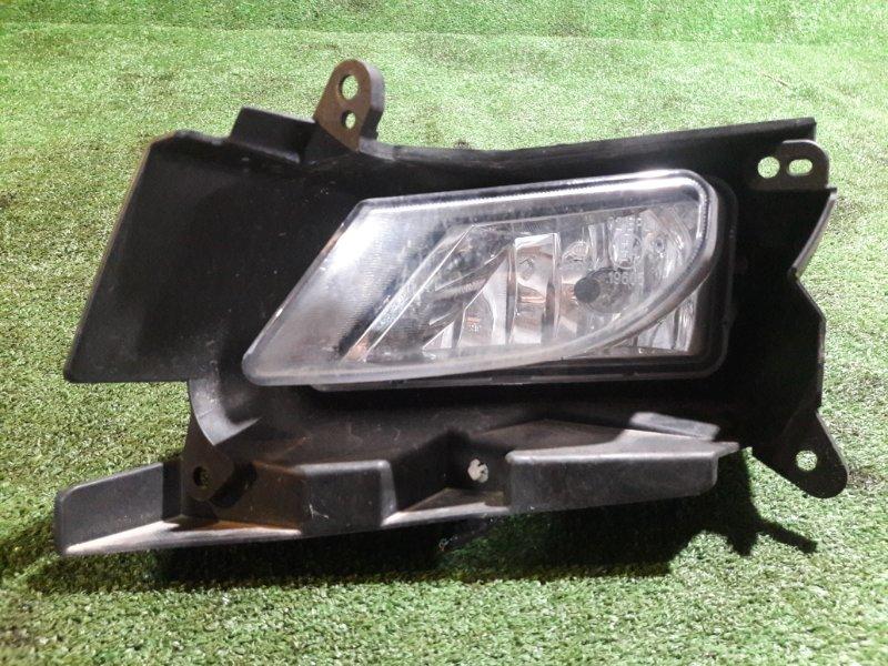 Туманка Mazda Axela BL5FP ZY-VE передняя левая