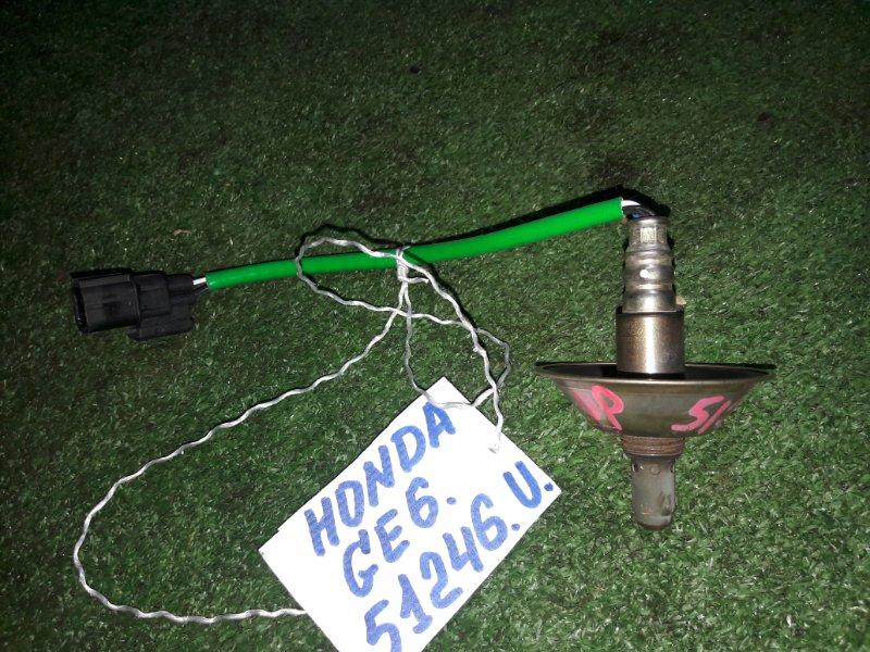 Лямбда-зонд Honda Fit GE6 L13A верхний