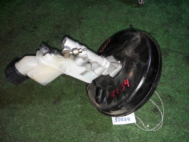 Главный тормозной цилиндр Mazda Atenza GG3P L3-VDT