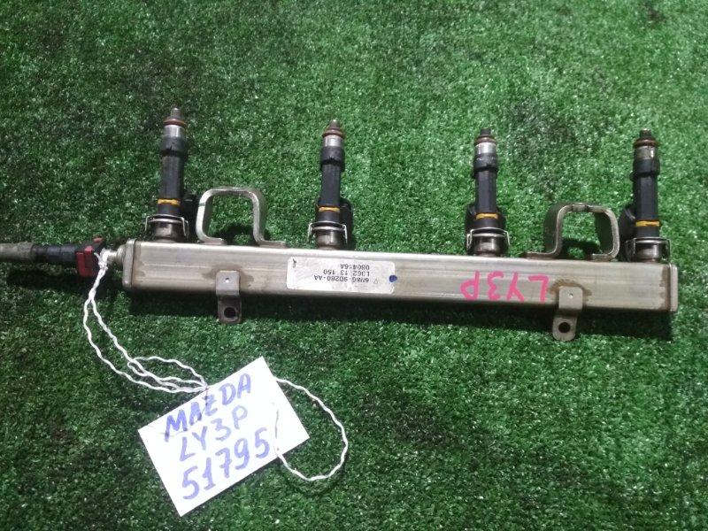 Инжектор Mazda Mpv LY3P L3-VE