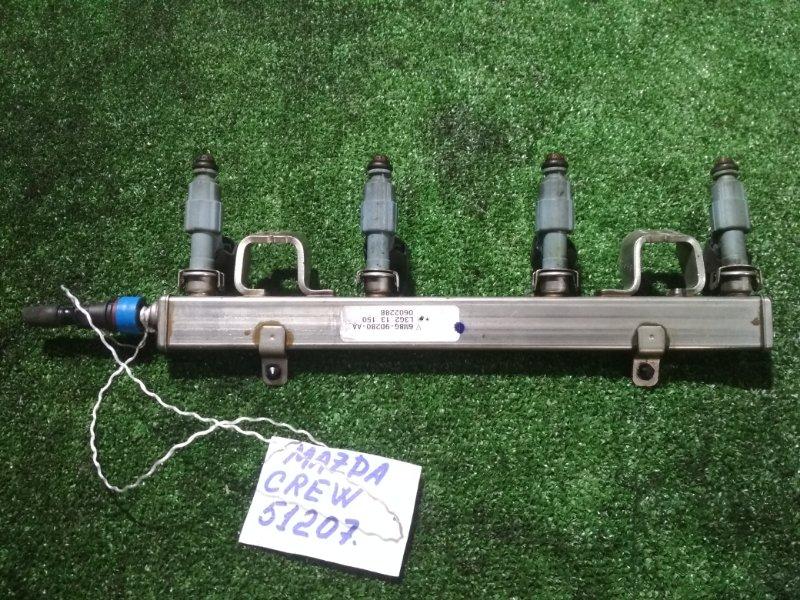 Инжектор Mazda Premacy CREW LF-DE