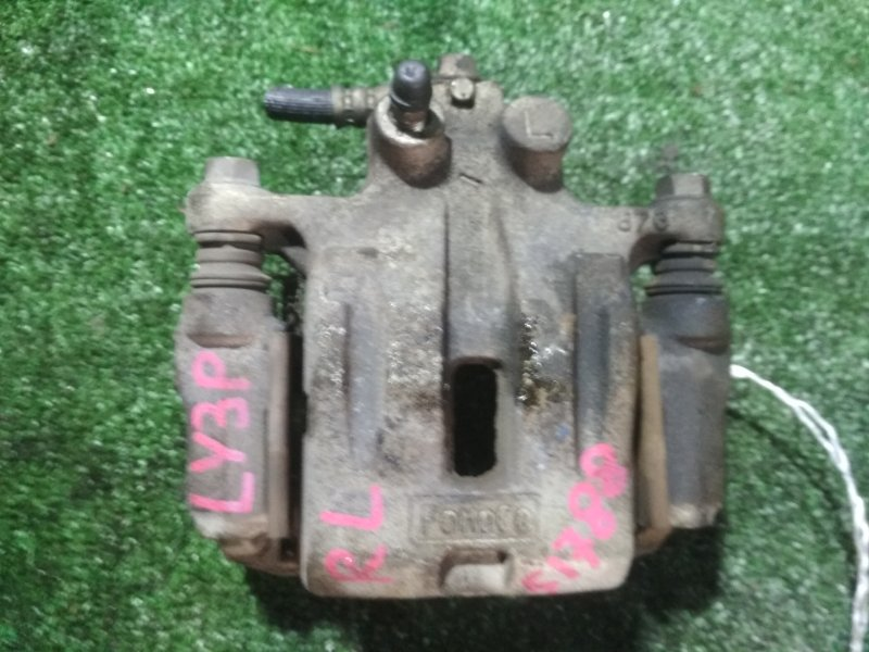 Суппорт Mazda Mpv LY3P L3-VE задний левый