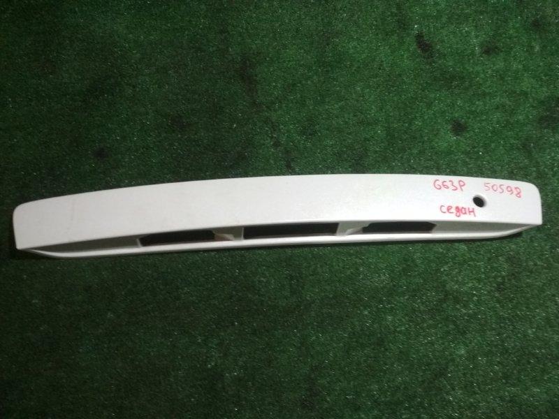 Накладки прочие Mazda Atenza GG3P L3-VDT задние