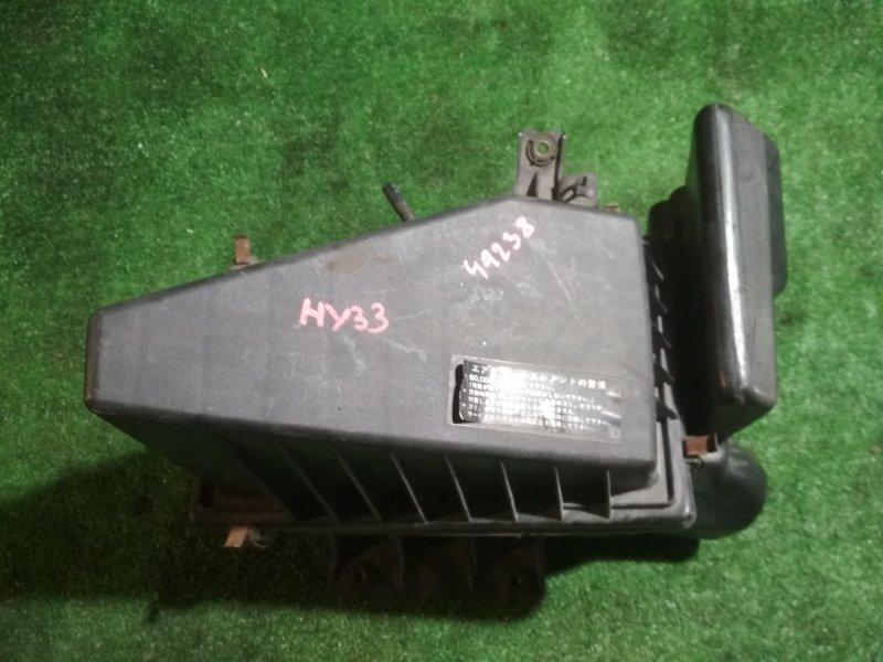 Корпус воздушного фильтра Nissan Gloria HY33 VQ30DET
