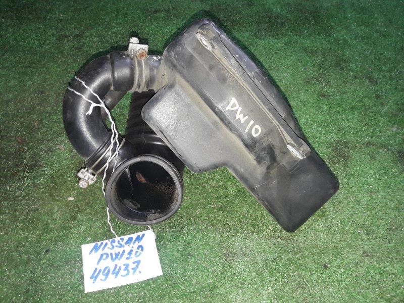 Патрубок воздушн.фильтра Nissan Avenir PW10 SR18DE