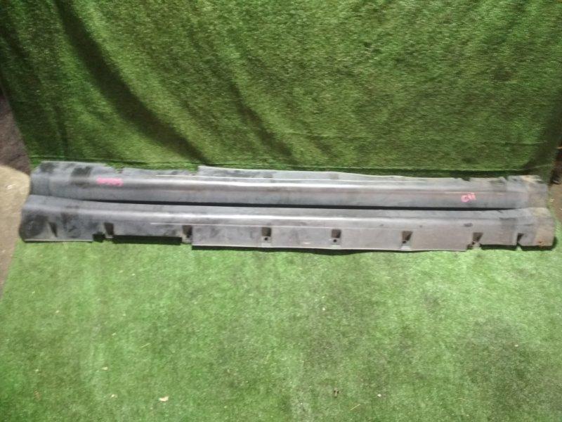 Порог Nissan Tiida C11 HR15DE