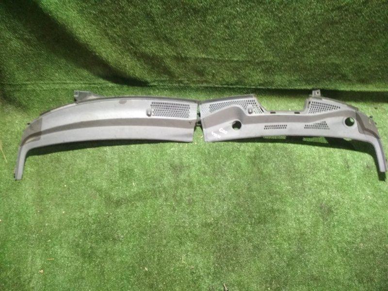 Решетка под дворники Honda Fit GD2 L13A