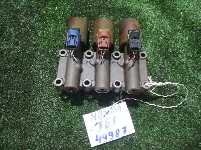 Блок соленоидов Honda Zest JE1 P07AT