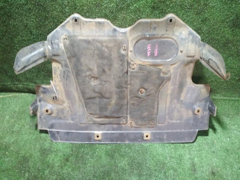 Защита двс железн. Mitsubishi Pajero Io H66W 4G93