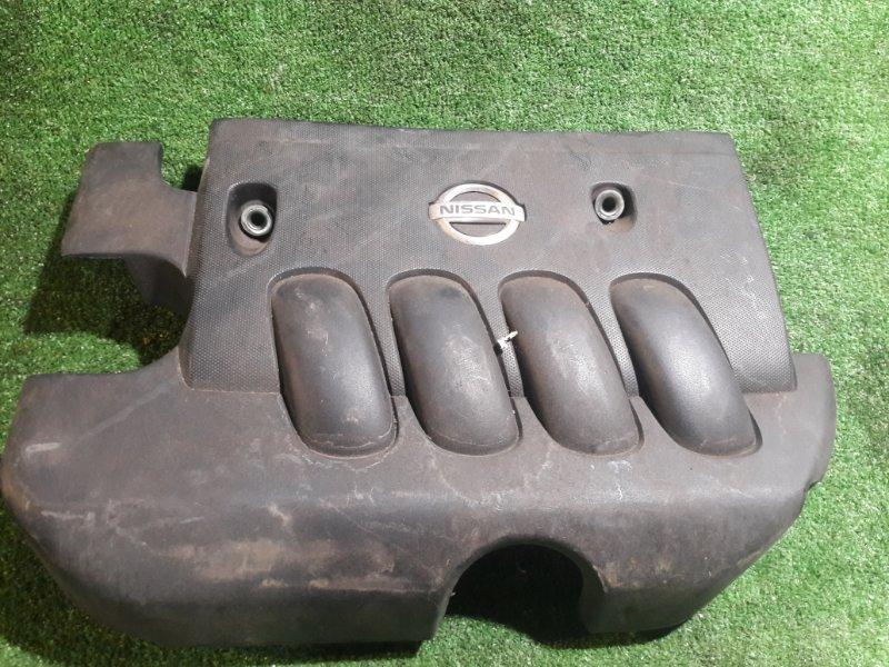 Крышка двигателя Nissan Tiida Latio JC11 MR18DE