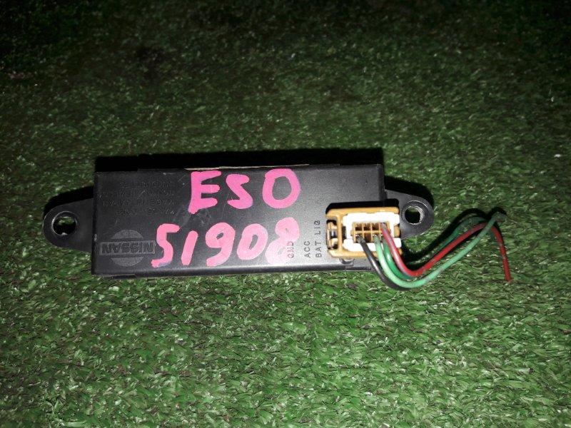 Часы Nissan Elgrand ATWE50 ZD30DDTI 2001
