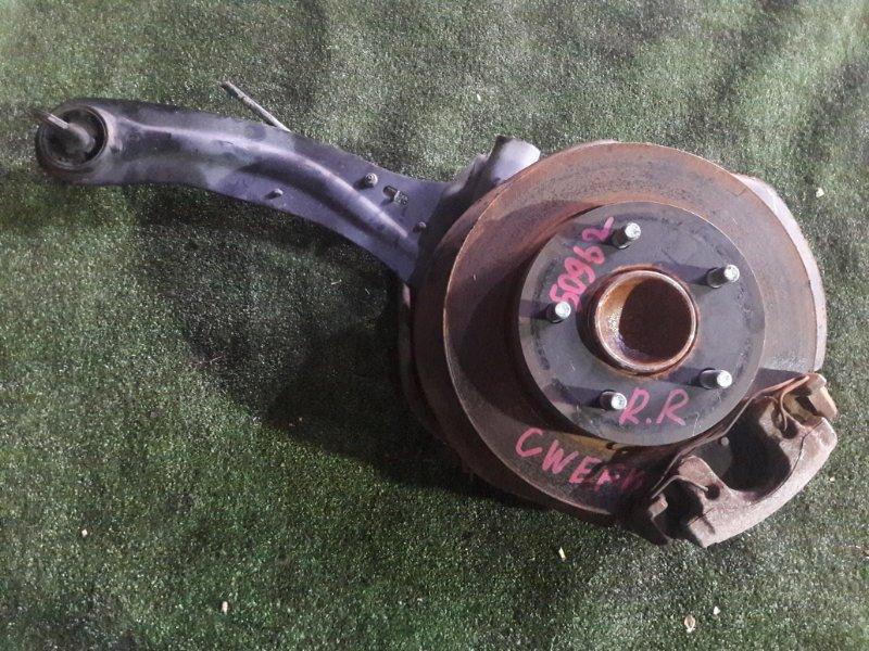 Ступица Mazda Premacy CWEFW LF-VD задняя правая