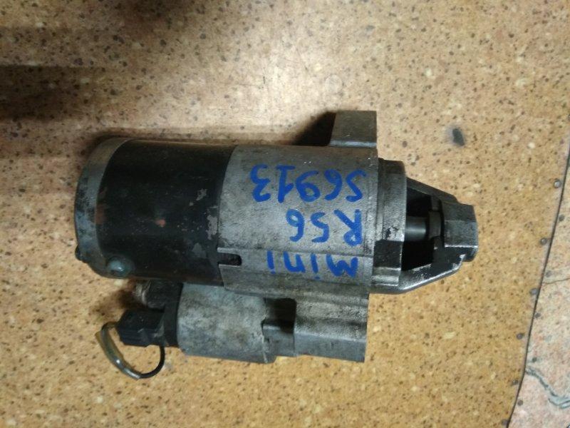 Стартер Mini Cooper R56 N12B16A