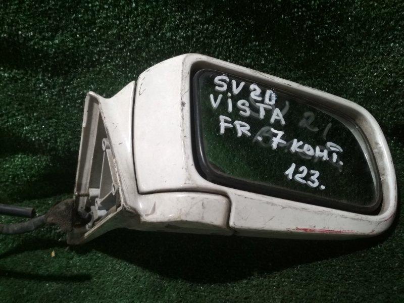 Зеркало Toyota Vista SV20 переднее правое