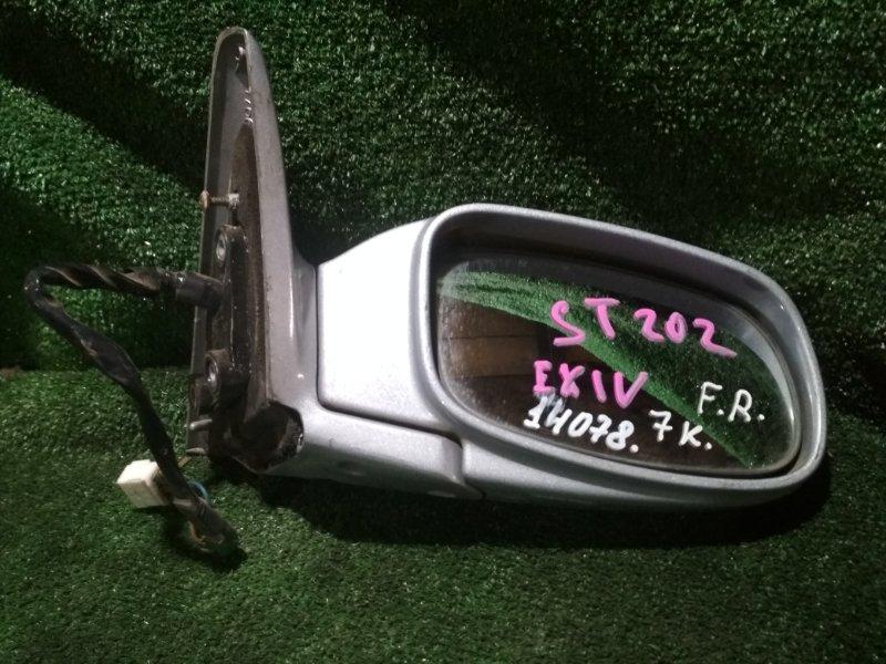 Зеркало Toyota Exiv ST202 переднее правое