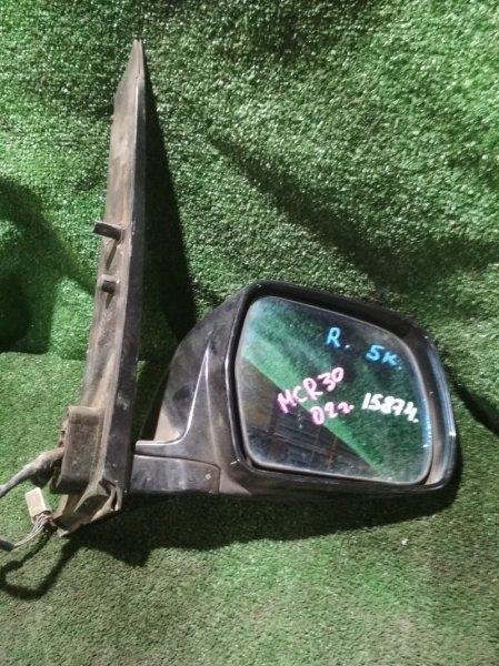 Зеркало Toyota Estima MCR30 1MZ-FE переднее правое