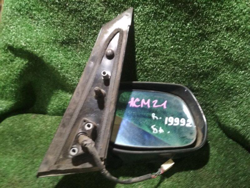 Зеркало Toyota Ipsum ACM21W переднее правое