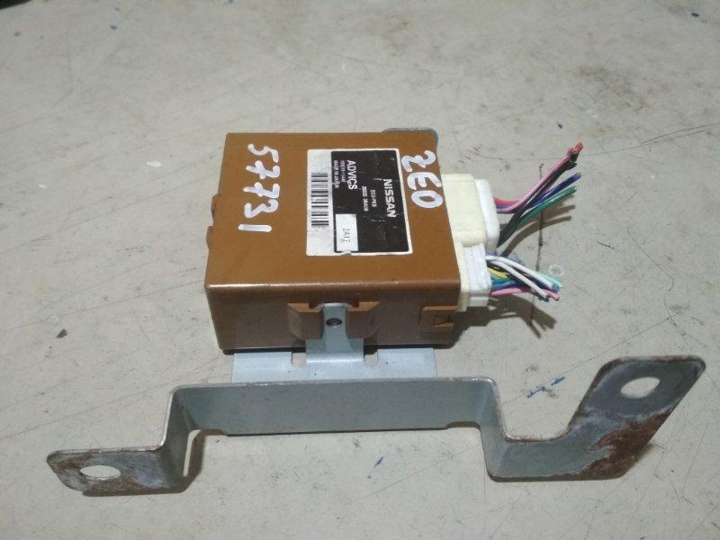 Блок управления Nissan Leaf ZEO EM57