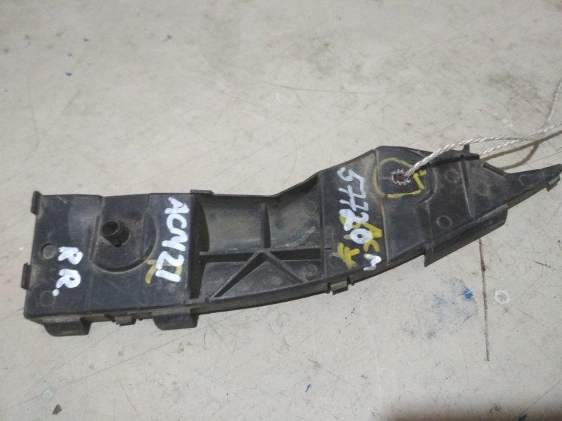 Крепление бампера Toyota Ipsum ACM21 2AZ-FE заднее правое