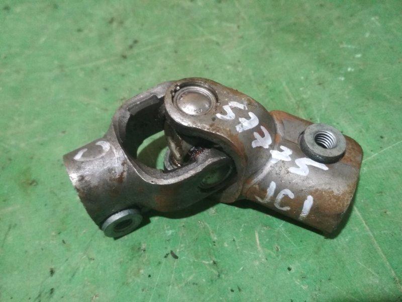 Рулевой карданчик Honda Life JC1 P07A нижний