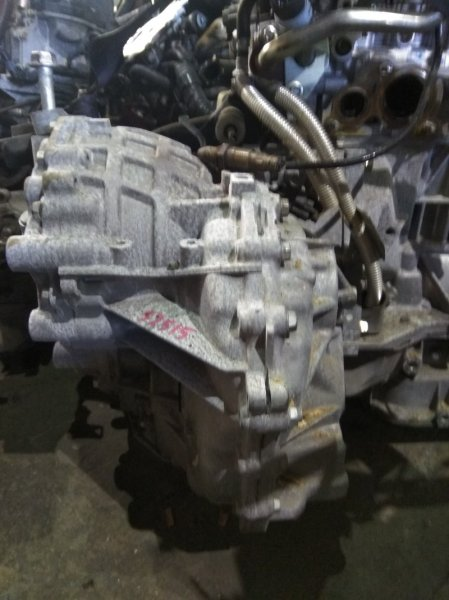 Акпп Nissan Dualis KJ10 MR20DE