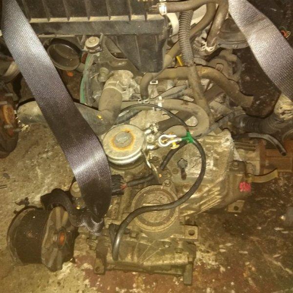 Акпп Mazda Laputa HP22S K6A-T