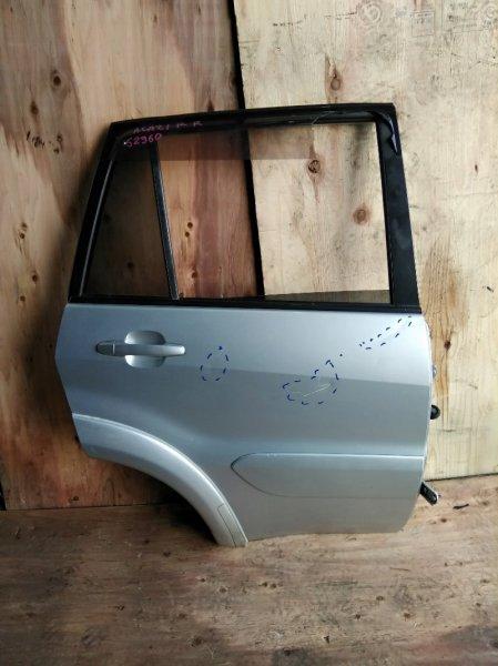 Дверь Toyota Rav4 ACA21W 1AZ-FSE 2002 задняя правая
