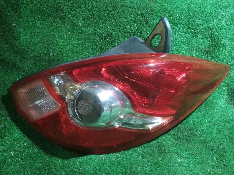 Стоп Nissan Tiida C11 HR15DE задний правый