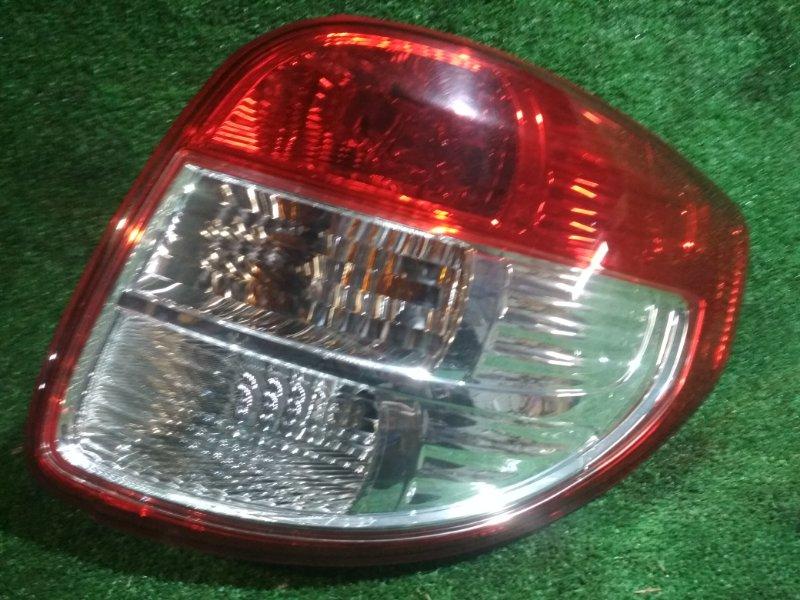 Стоп Suzuki Sx4 YA11S M15A задний правый